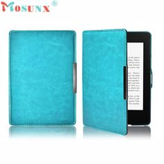 #10 2016 New Premiu Ultra Slim PU Leather Smart Case Cover For New Amazon Kindle Paperwhite 5 #women, #men, #hats, #watches, #belts, #fashion, #style