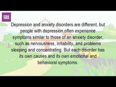 Why Do I Have Anxiety And Depression -   WATCH VIDEO HERE -> http://bestdepression.solutions/why-do-i-have-anxiety-and-depression-2/      If you have depression or just feel depressed for a while, it could be June 2, 2017. Anxiety may appear as a symptom of (higher) clinical symptoms. Depression. It is also common to have depression triggered by an anxiety disorder, help your mental health professional diagnose or. Search for...