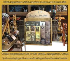 Huge Selections Of Native American Incense Kits inside Tribal Impressions http://www.indianvillagemall.com/incense.html