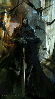 Crowmancer