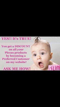 Plexus Slim!!! http://candicehash.myplexusproducts.com . Ambassador # 359919