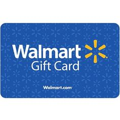 $100 Walmart Gift Card at cheap auction price!