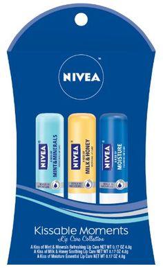 Beiersdorf Nivea Lip Care