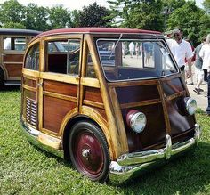 (10) Hot Rods and Street Rods and Kustom Cars
