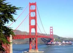 1937 Golden Gate Bridge completed at cost of 35 million dollars.