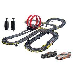 Artin 1:43 Super Loop Speedway Slot Car Racing Set | Overstock™ Shopping - Big Discounts on Race Tracks & Playsets
