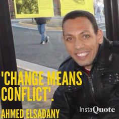Ahmed's quote
