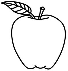 Apple Coloring Pages – coloring.rocks! Apple Coloring Pages, Fruit Coloring Pages, Tree Coloring Page, Printable Coloring Pages, Coloring Sheets, Coloring Pages For Kids, Maze Worksheet, Coloring Rocks, Apple Barrel