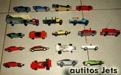 Coleccion de autos Jets