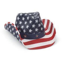Stars   Stripes Cowboy Hat - Best Selling Gifts 1b4d725bd654