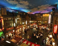 ramen museum i'd like to see this