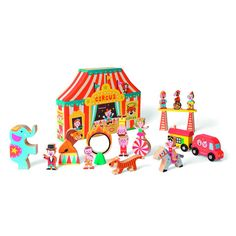 Circus Play World make believe | Little Citizens Boutique