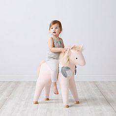 My Pet Unicorn Ride On Toy  | The Land of Nod