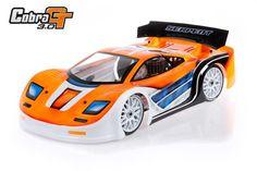 Serpent Cobra GT 1/8 GP 3.0 #RC #BigFun