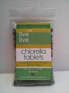 Chlorella, Tablets, 5oz