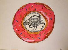 Original Animal Drawing by Leni Smoragdova Animal Drawings, Pencil Drawings, Hidden Face, Pastel Drawing, London Art, Surreal Art, Art Day, Insta Art, Buy Art