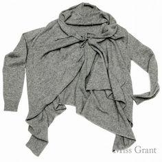 #MissGrant - CARDIGAN TRICOT - Comoda e calda, ampia e versatile … mamma cos'altro puoi volere da una maglia per la tua bambina?! - #OUTLET