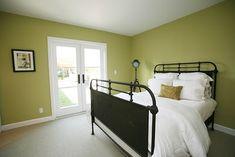 Ideas bedroom blue grey green farrow ball for 2019 Farrow Ball, Farrow And Ball Paint, Blue Green Bedrooms, Blue Gray Bedroom, Bedroom Color Schemes, Bedroom Colors, Bedroom Decor, Bedroom Themes, Farrow And Ball Bedroom