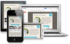 ExpressPigeon mailmarket done right! iPhone, iPad, MacBook Pro, MacBook Air, Samsung Galaxy S3, Android, iOS