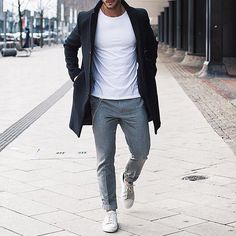 Tag someone you think would look good in this outfit #menwithstreetstyle - @magic_fox by menwithstreetstyle