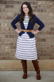 Sewing Machines and Crafting Routines: Stripes!