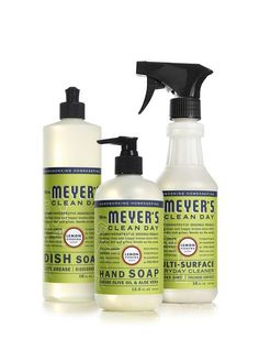 My favorite eco-friendly cleaning supplies