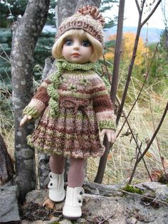 """A Walk in The Woods by Tuula Fits 10"""" Tonner Patsy to A """"T""""   eBay"""