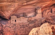Mummy Cave Ruin, Canyon de Chelly National Monument