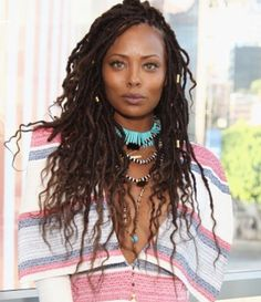 HoT Celebrity Sighting: Eva Marcille at this weekends events leading up to the BET awards