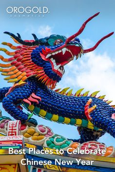 OROGOLD presents the best places to celebrate Chinese New Year.