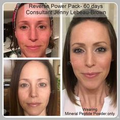 I'd say she's pretty happy with her 60 days results!! Are you ready for yours?  Ready to see what 60 days could do for you?  Let's chat!