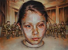 Painting by Justine Otto Contemporary Paintings, Artsy, Pictures, Art Ideas, Inspire, Eye, Design, Google Search, Faces