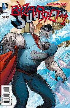 Superman #23.1:Bizarro DC