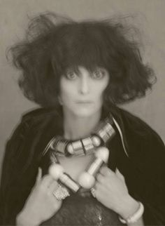 The Lost Album of Marchesa Casati - Paolo Roversi - Tilda Swinton - Acne Paper - 2009