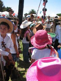 Palos Verdes Strings - July 4th Concert 2014 - Rancho Palos Verdes, CA