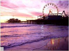 Santa Monica Pier, CA- 45.4 miles from LPC