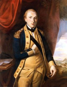 Today in History - July 31, 1777: The Marquis de Lafayette, a 19-year old aristocrat from France, becomes a major-general in the Continental Army during the American Revolution.