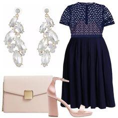 5dc4356183 15 fantastiche immagini su abiti a ruota | Beautiful dresses ...