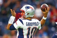 Jimmy Garoppolo's trade value is cresting. Will the Patriots deal him? - SBNation.com