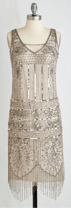 flapper style dress h&m quackenbush
