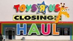 (TOYS R US STORE CLO
