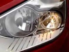 światła do jazdy dziennej z długich Galaxy MK3 - daytime running lights ...