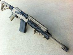 ETAC/HALEY CUSTOM SAIGA 12GA Paintball, Airsoft, Tactical Shotgun, Tactical Gear, Survival, Tactical Equipment, Cool Guns, Assault Rifle, Military Weapons