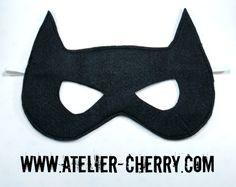 ATELIER CHERRY: Máscara de Super-Heroi - Faça você mesma