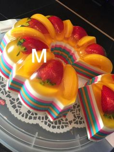 Simple and Easy Birthday Party Food for Kids – Jello - Gelee Ideen Jelly Desserts, Pudding Desserts, Köstliche Desserts, Delicious Desserts, Dessert Recipes, Gelatin Recipes, Jello Recipes, Mexican Food Recipes, Sweet Recipes