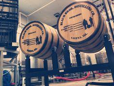 Blaum Bros Distilling Tour   Monday - Thursday 3pm  Friday - Saturday 11am, 1pm, & 3pm  Sunday 1pm & 3pm