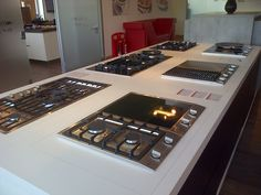 More images of the @Miele_GB Generation 6000 kitchen appliance range #Cooking #Baking #combiset #miele