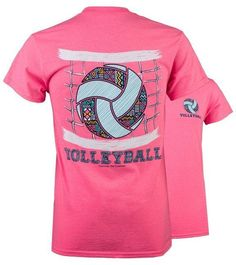 Southern Couture Preppy Aztec Pattern Volleyball Sports Bright Girlie T Shirt | Clothing, Shoes & Accessories, Women's Clothing, T-Shirts | eBay!