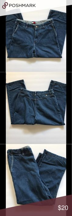 Tommy Hilfiger Vintage Carpenter Jeans Size 10 Great condition, see pictures for features and condition Tommy Hilfiger Jeans