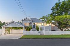 Property Report for 7 Lethem Street, Hendra QLD 4011 Carport Sheds, Carport Garage, Building A Carport, Carport With Storage, Carport Designs, Home Estimate, Queenslander, Hamptons House, House Elevation